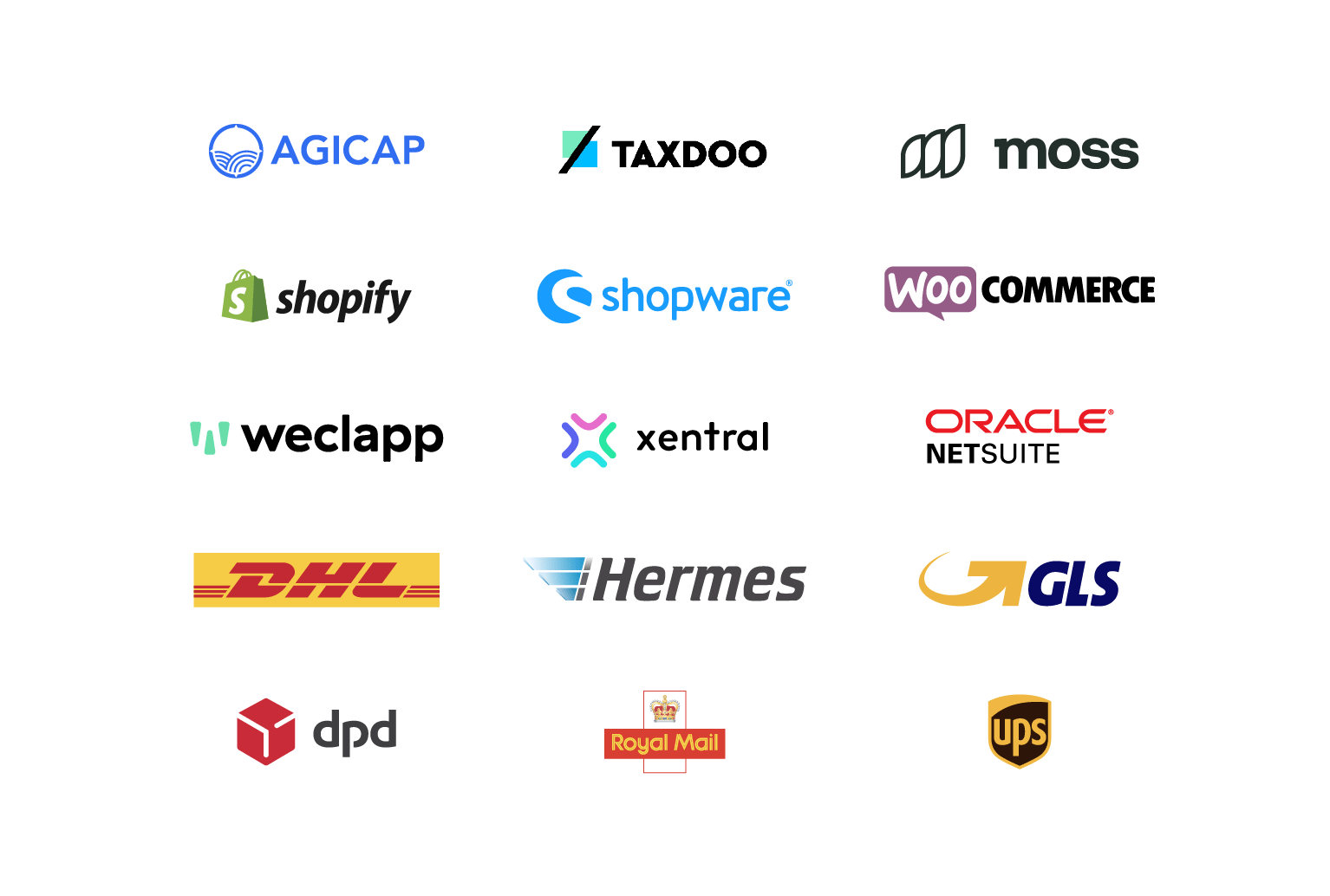 Service Partners Commerce, Shipping and More